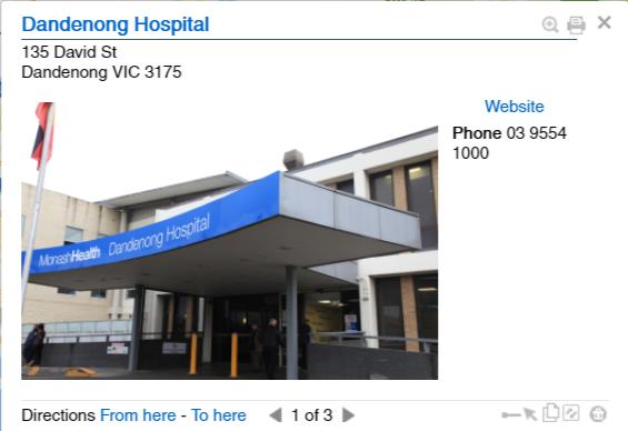 Dandenong Hospital - Monash Health