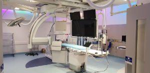 New Angio Lab at Monash Medical Centre, Clayton
