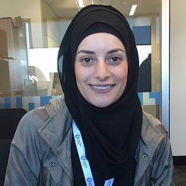Ms  Sabah Saad - Monash Health