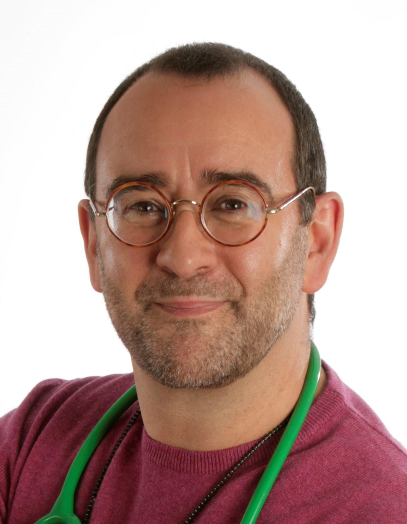 Professor Carlos Scheinkestel