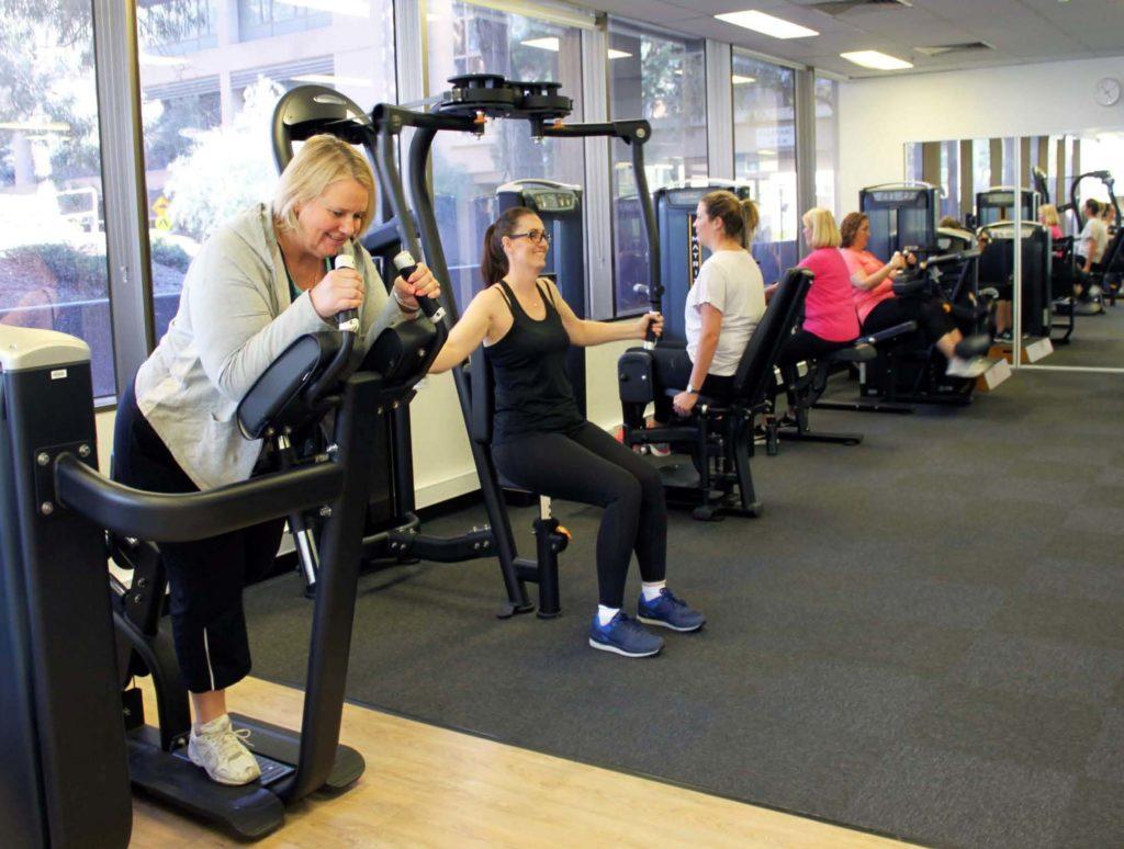 Monash Health - Healthwise Fitness - New Equpment 2019